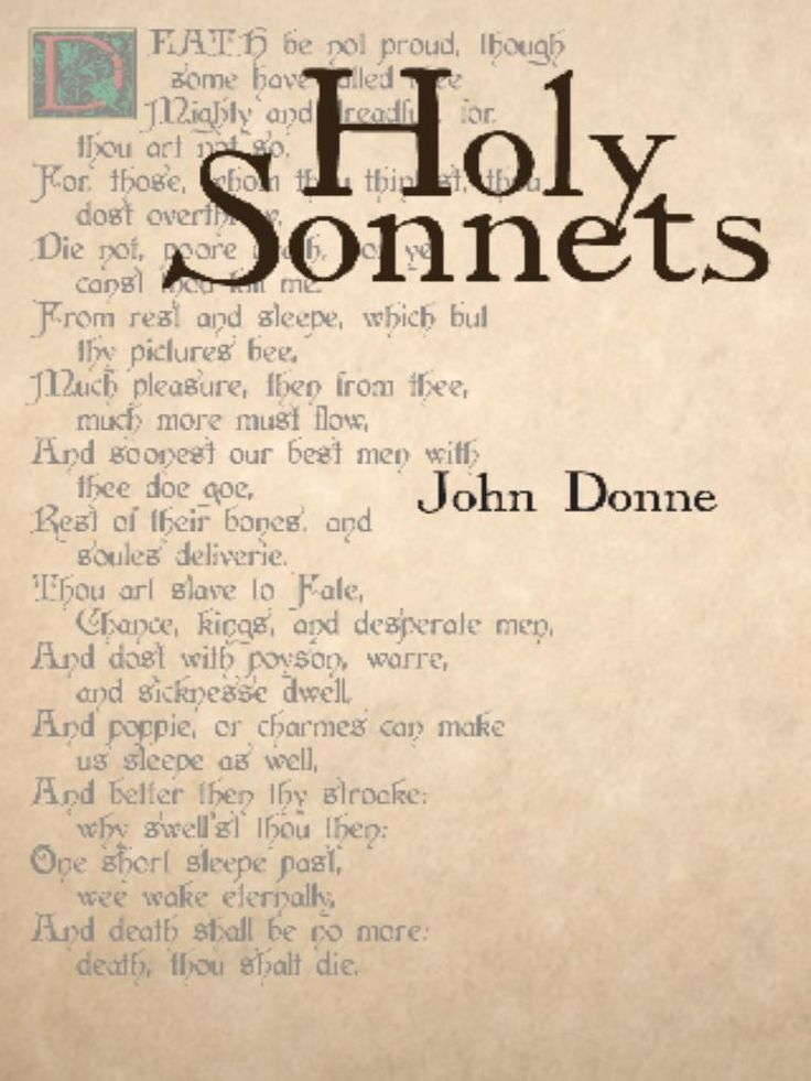 the poetry and reputation of john donne 156 quotes from john donne: 'be thine own palace, or the world's thy jail', 'no man is an island, entire of itself every man is a piece of the continent, a part of the main if a clod be washed away by the sea, europe is the less, as well as if a promontory were, as well as if a manor of thy.