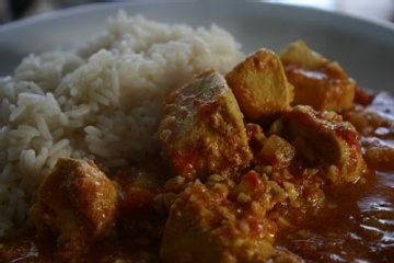 Chicken Curry with Cashews | Recipes | Pinterest