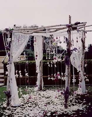 Wedding Ideas Hippie Chic Wedding