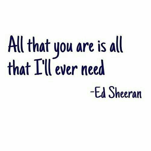 Him Daily Dose, Future Wife Quotes, Ed Sheeran Sea, Inspiration, Ed Sheeran Facts Love, Damn True, Quotes Love Lyrics, T...