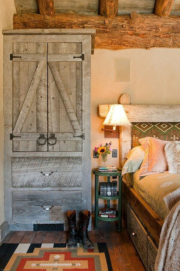 Rustic bedroom inspiration