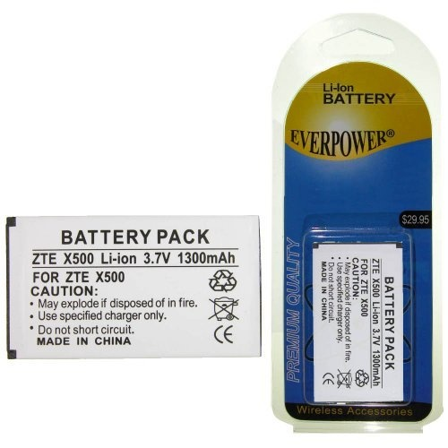 Zte x500 score battery - li3712t42p3h734141 photo