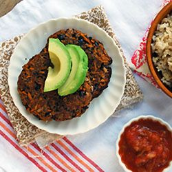 Black Bean Patties | Good Eats | Pinterest
