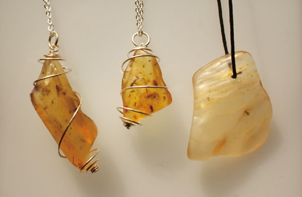 Magic Amber Protection Pendants