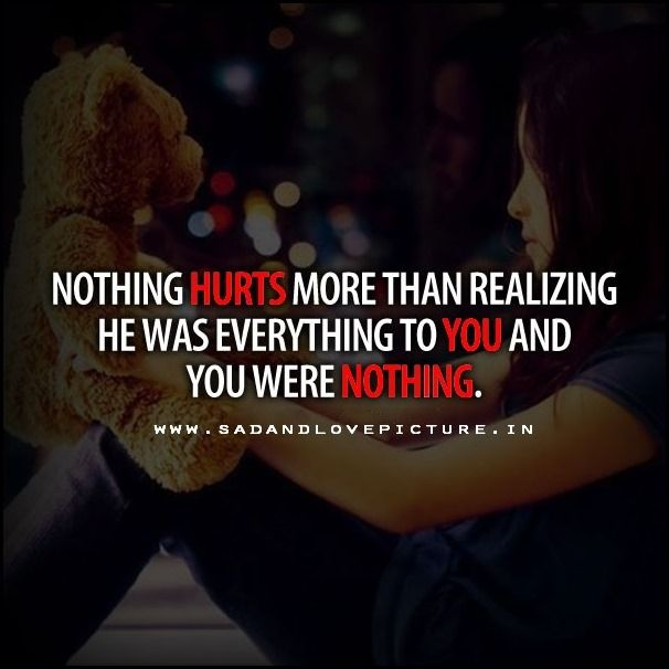 Sad Quotes On Love Hurts In English : Pin by rahul rathish on sad and love Quotes for him Pinterest