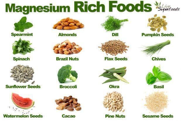 27 diet myths foods high in magnesium