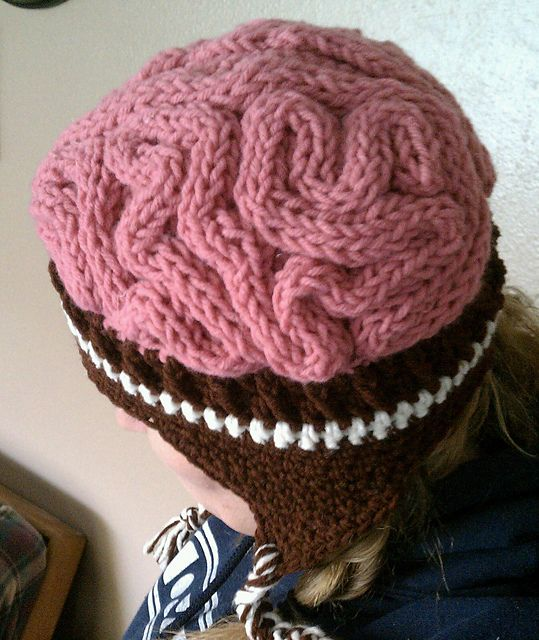 Ravelry: Brain pattern by Heidi Yates Pinned there, done that! Pinterest