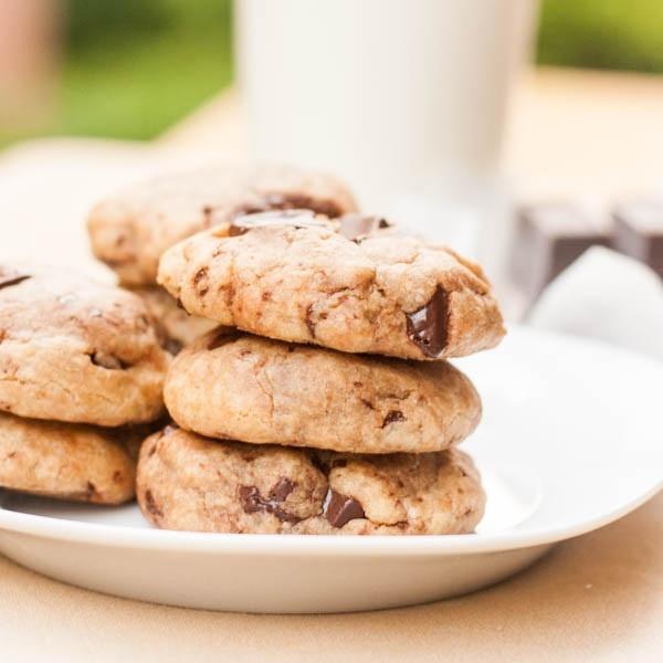 Peanut Butter Chocolate Chunk cookies | Recipes | Pinterest