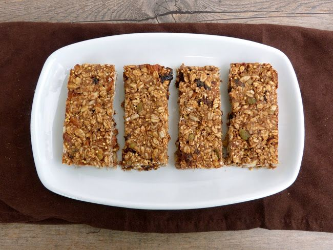 ... chewy vanilla spice fruit squares recipes dishmaps chewy vanilla spice