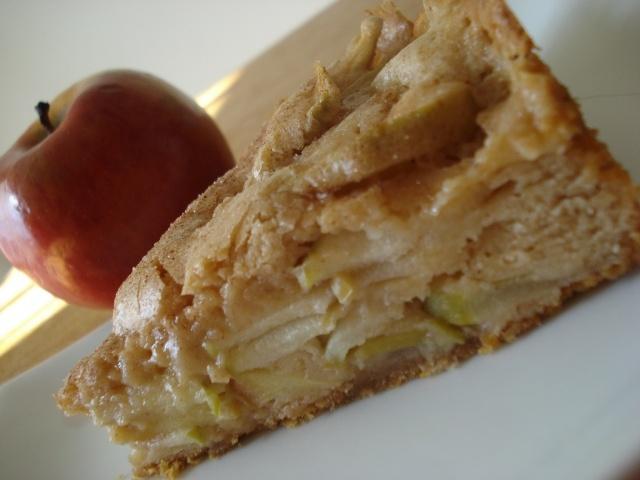 Swedish Apple Pie | October | Apple Month | Pinterest