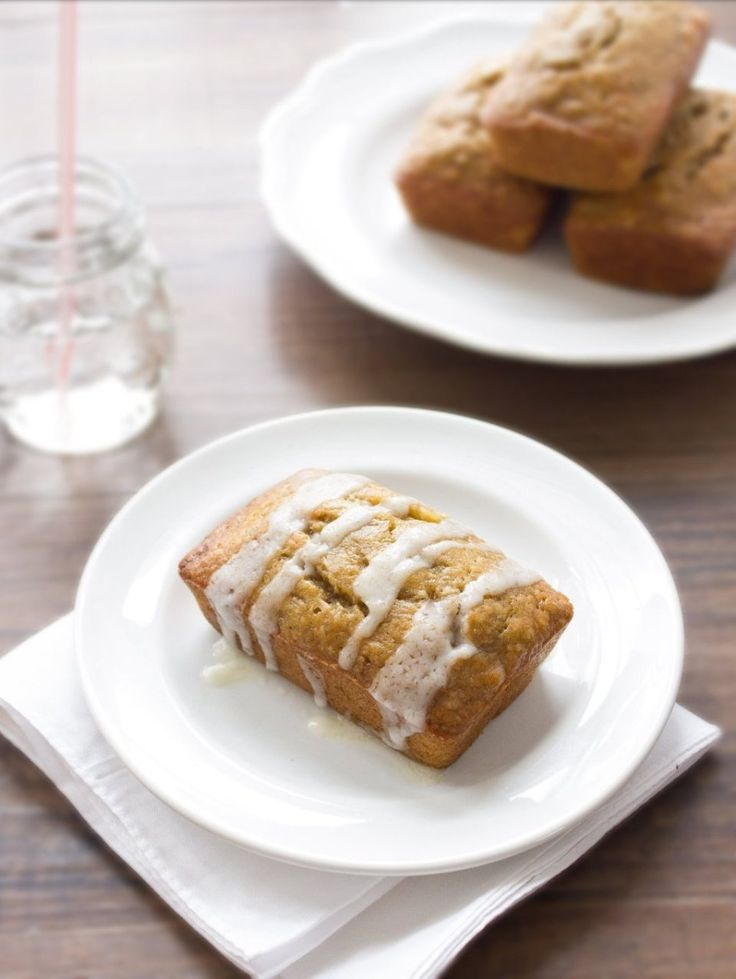 Non-alcoholic} Bananas Foster Bread - i heart eating