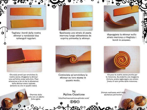 Polymer Clay Canes Tutorials