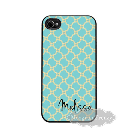 iPhone Cover, iPhone 4s, iPhone 4, Custom iPhone case Personalized ...