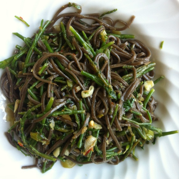 Garlicky Asparagus With A Splash Of Lemon Recipes — Dishmaps