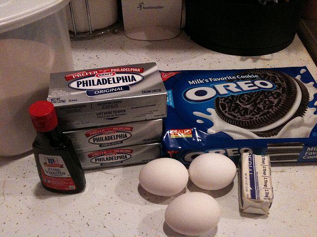 Cookies Cream Cheesecake | Desserts | Pinterest