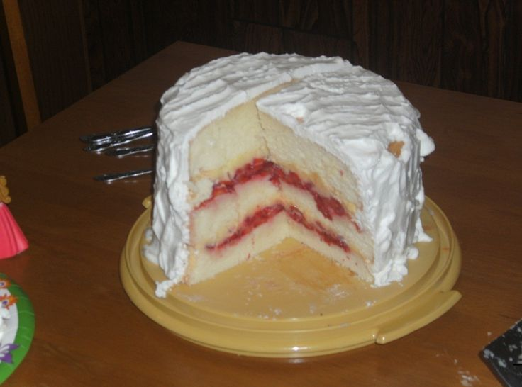 ... Custard Cassata Cake. HANDS DOWN....the best cake I have ever had