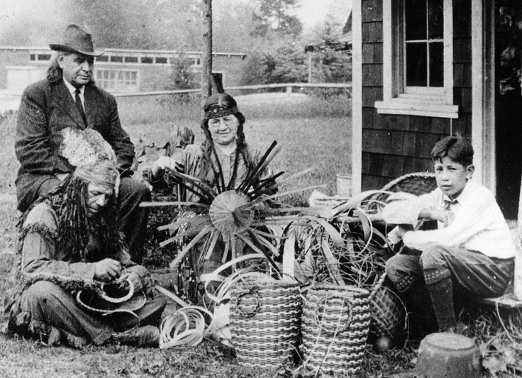 History Of Basket Weaving : Pin by eric taylor on basket making history archive