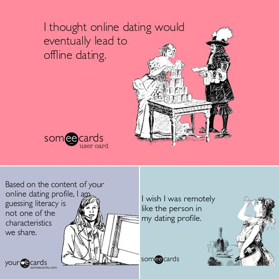 Online dating internet jokes