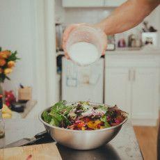 David's Coconut & Chili Shrimp Salad   Sous Style