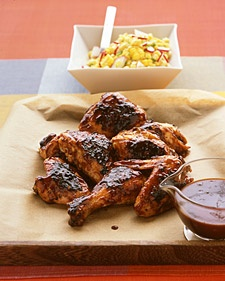 Barbecued Chicken | Recipe