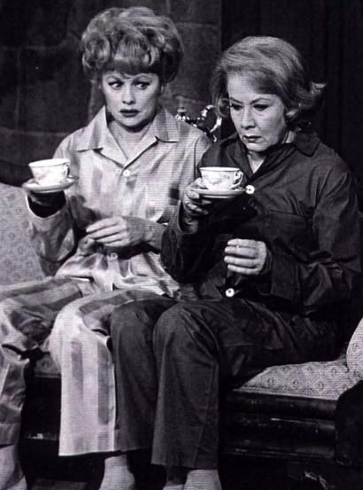 Lucy And Ethel Coffe Tea And Wine Pinterest