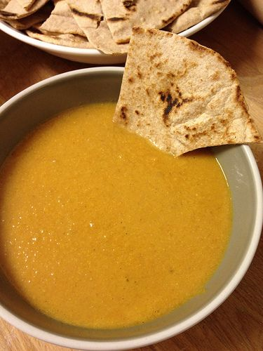 curried peanut soup | Yumminess: Soups | Pinterest