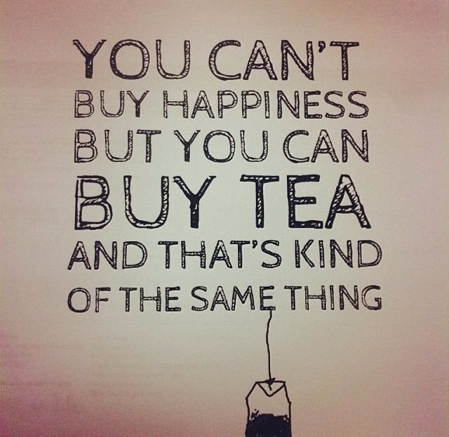 Gifts For Tea Quotes Quotesgram