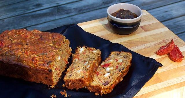savory zucchini bread | bread | Pinterest