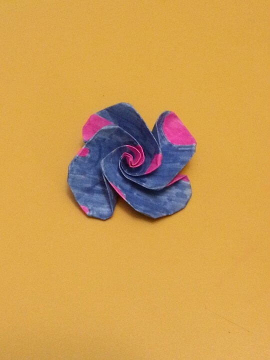 Twisty Rose | Origami by Morgan | Pinterest