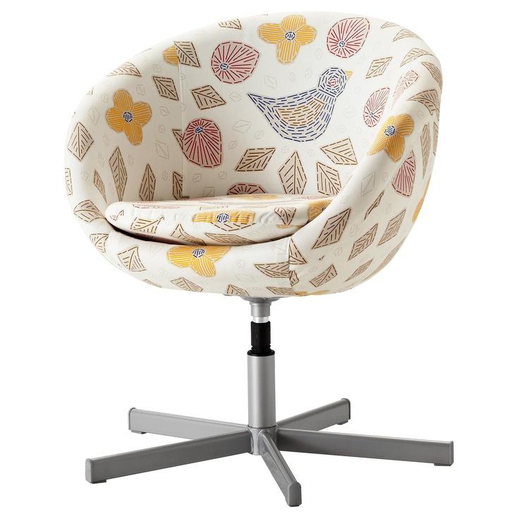 Ikea Kommoden Und Anrichten ~ SKRUVSTA Swivel chair  IKEA wish they sold this online  (