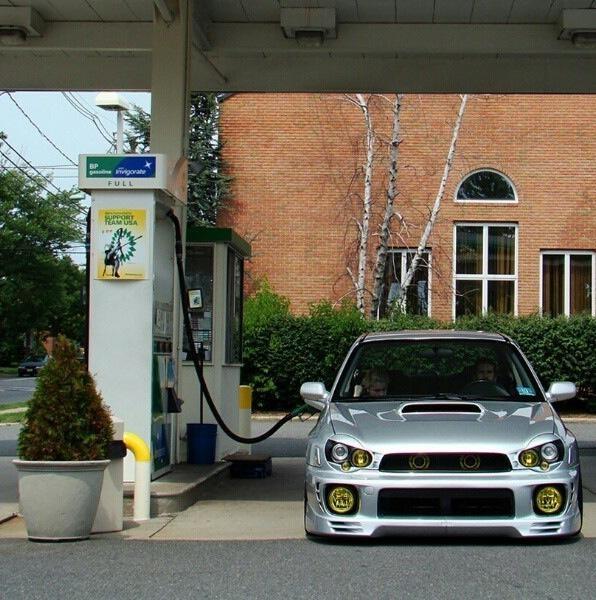 subaru impreza gas mileage 2017