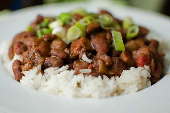 cajun red beans & rice | Recipes to Try! Mmm | Pinterest