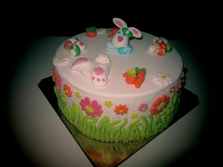 Easter cake easter cake ideas Pinterest