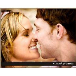 Personalized Couples Photo Wall Canvas | Wedding Gifts | Pinterest: pinterest.com/pin/244038873532253627