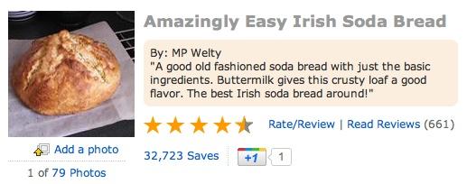 ... /amazingly-easy-irish-soda-bread/ Fast, easy and delicious soda bread