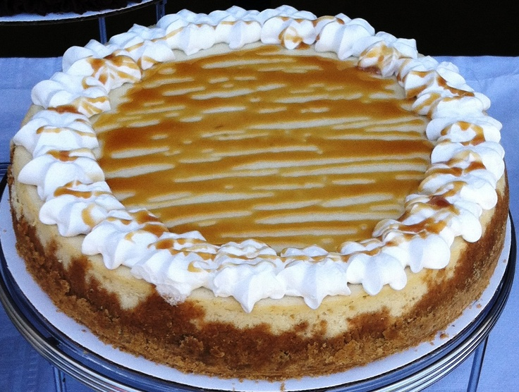 Caramel Macchiato Cheesecake | Mountain Ledge Baking | Pinterest