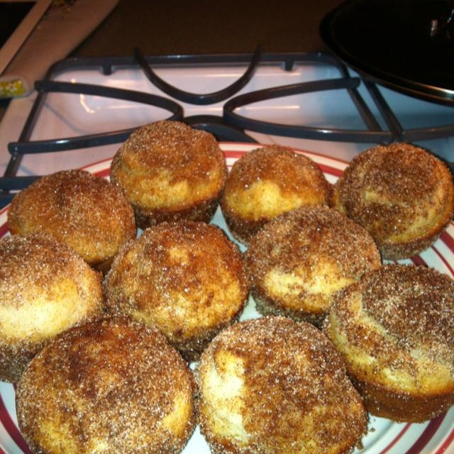Cinnamon Sugar Coffee Cake Muffin   Food & Drink that I love   Pinter ...