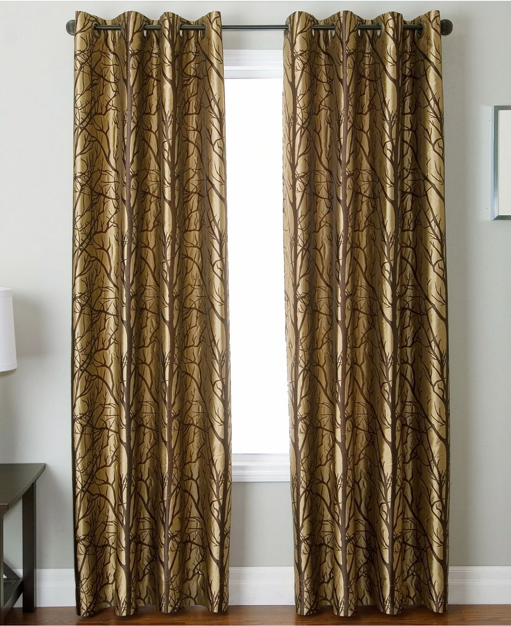 ... , Element Tree Collection - Curtains & Drapes - for the home - Macy's