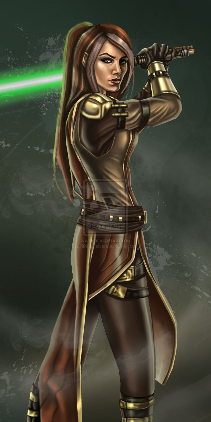 Jedi Knight | Fantasy | Pinterest