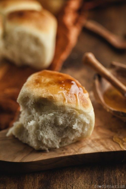 Honey Buns. | Breads | Pinterest