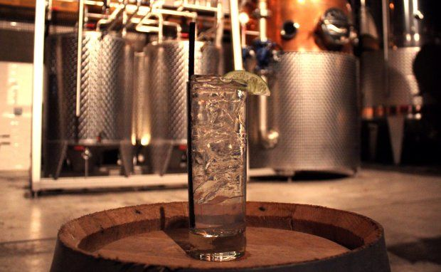 How To Mix The Perfect Gin And Tonic - The secret? Navy strength gin ...