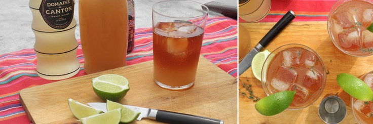 Gastronomista's recipe for The Classic Dark n' Stormy Recipe, Made ...