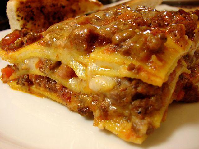 Lasagne alla Bolognese to Please a Latina's Soul - Hispanic Kitchen