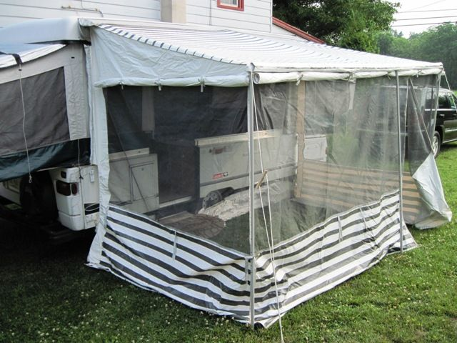 Camper add on rooms pinterest discover and save creative ideas