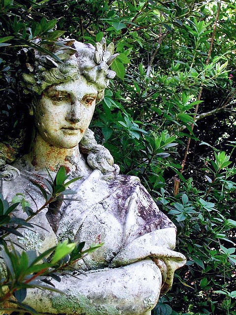 Galatea Waiting In The Garden For Pygmalion To Bring Her