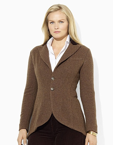 size tweed two button jacket cute clothes in plus sizes pint