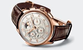 IWC Portuguese Grande Complication (reference 3774): chronograph, minute repeater, perpetual calendar, diameter 45mm