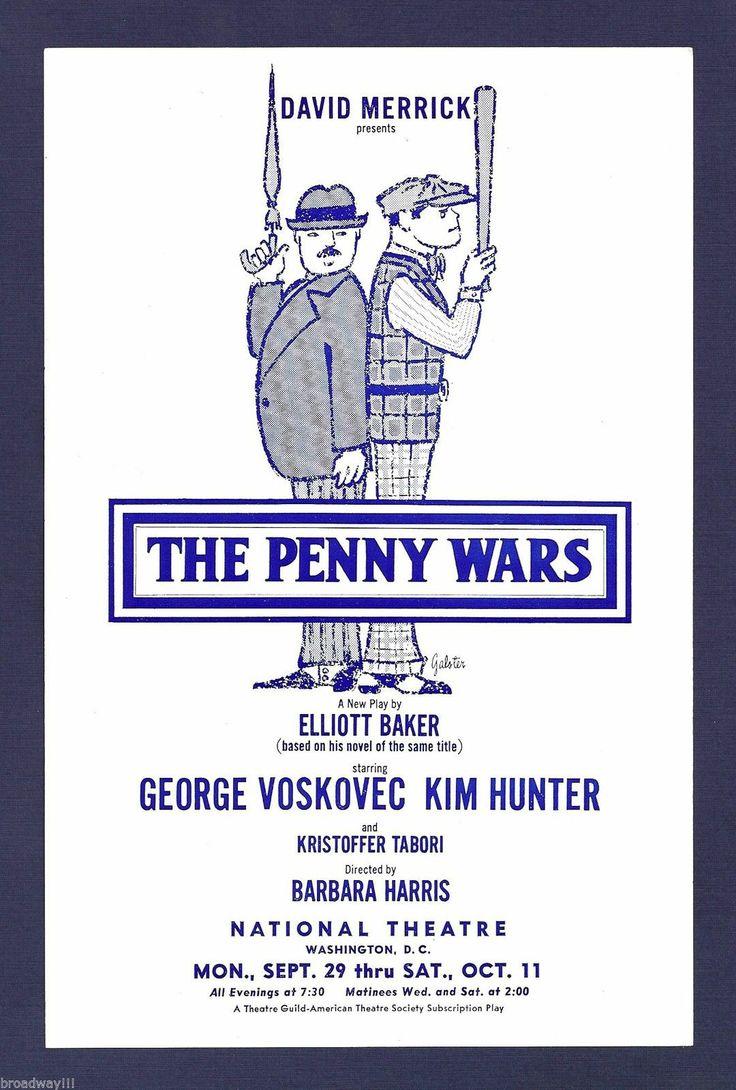 Pin Penny Wars Flyer on Pinterest