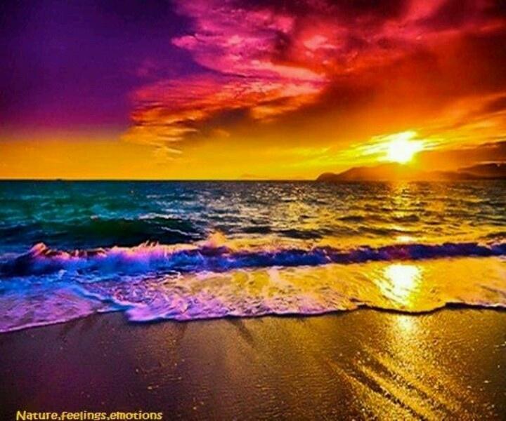 Most Beautiful Sun Sets