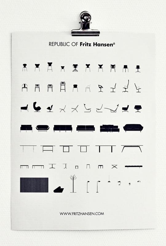 republic of fritz hansen c furnitures pinterest. Black Bedroom Furniture Sets. Home Design Ideas